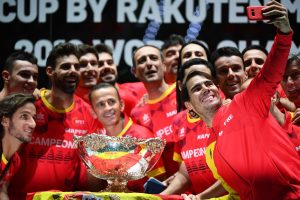 Rafael Nadal leads Spain to 6th Davis Cup title