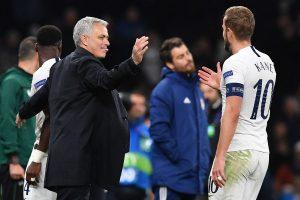 'Jose Mourinho looks to me for advice on the team', says Tottenham skipper Harry Kane