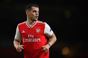 Arsenal's Granit Xhaka gives nod to Hertha Berlin loan move: Reports