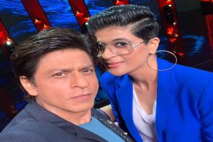 Shah Rukh Khan: Tahira Kashyap made me realise it is okay to share problems