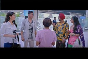 Good Newwz trailer featuring Akshay- Kareena and Diljit- Kiara looks like a complete entertainer