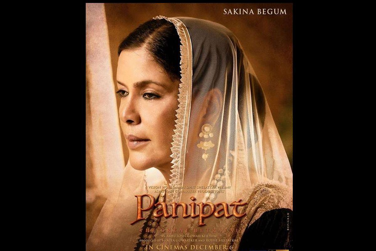 Panipat, Panipat trailer, Arjun Kapoor, Ashutosh Gowariker, Mohenjo Daro, Sanjay Dutt, Maratha Empire, Nitin Chandrakant Desai, Padmini Kolhapure, Zeenat Aman, Kriti Sanon, Sanjay Dutt