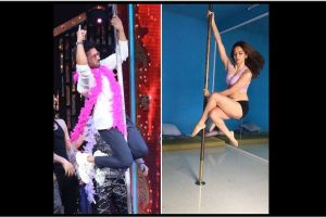 Kriti Kharbanda, Pulkit Samrat's pics of pole dance go viral