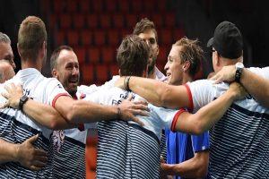 Davis Cup sees dawn of new era