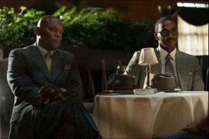 'When you can't beat system, buy it': Samuel L Jackson on 'The Banker' trailer launch