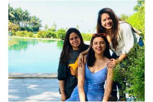 Parineeti Chopra is on a holiday in Goa; see pics