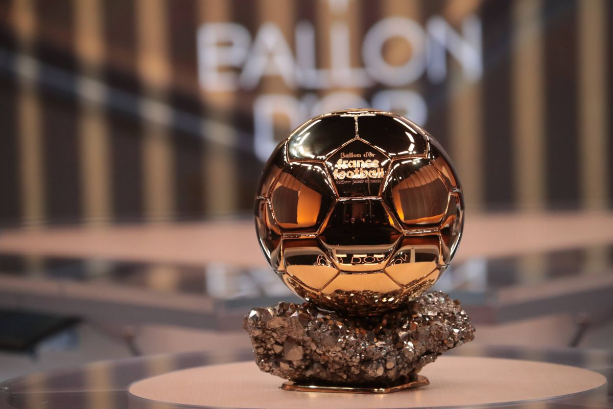 5 players with the most Ballon d'Or points in history