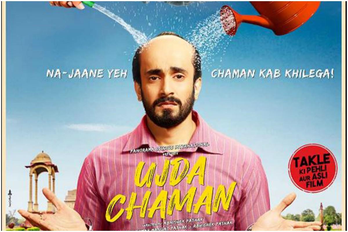 Ujda Chaman, box office, Sunny Singh, Abhishek Pathak, Bala, Ayushmann Khurrana