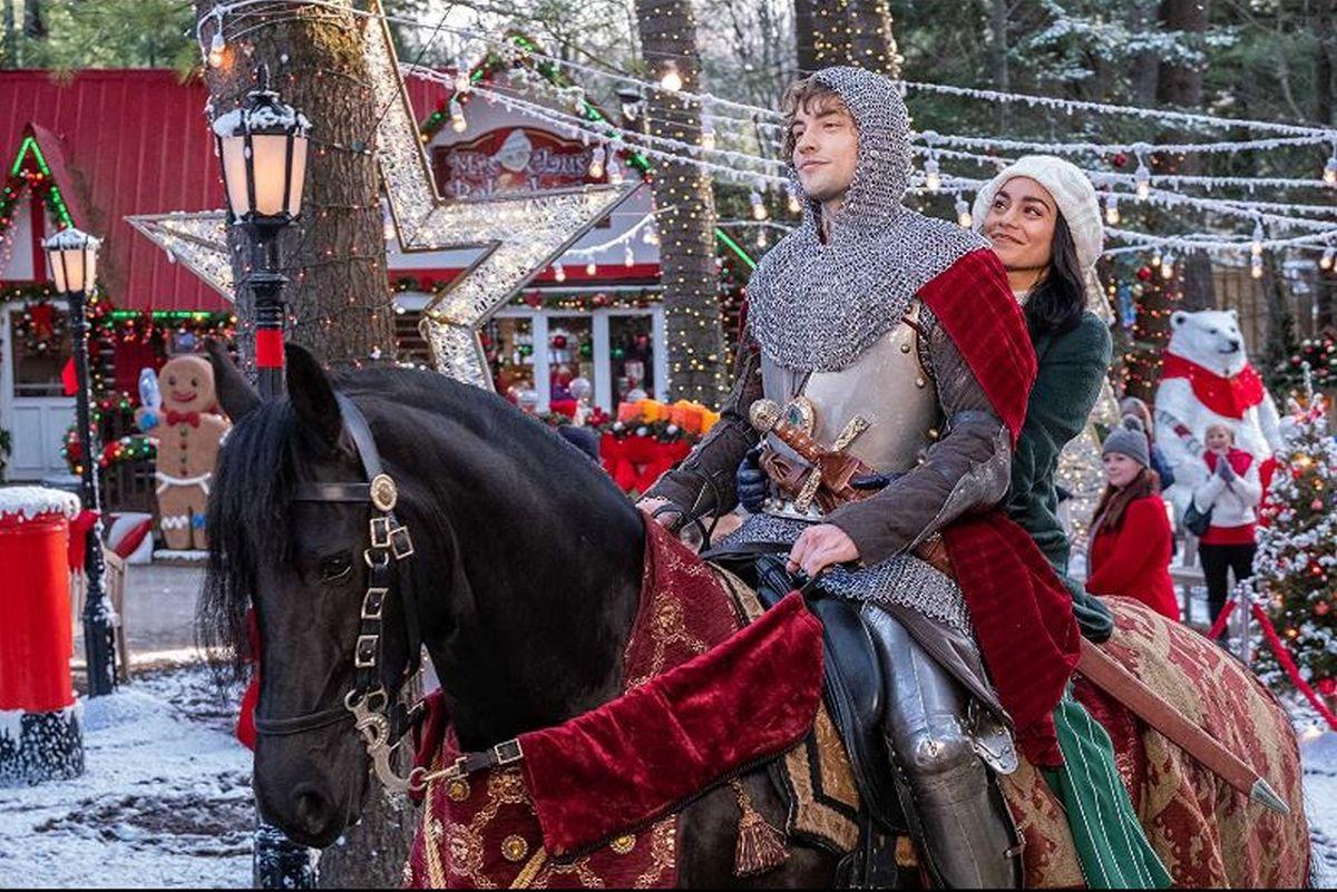 The KNIGHT BEFORE CHRISTMAS Trailer (2019) Vanessa Hudgens Movie