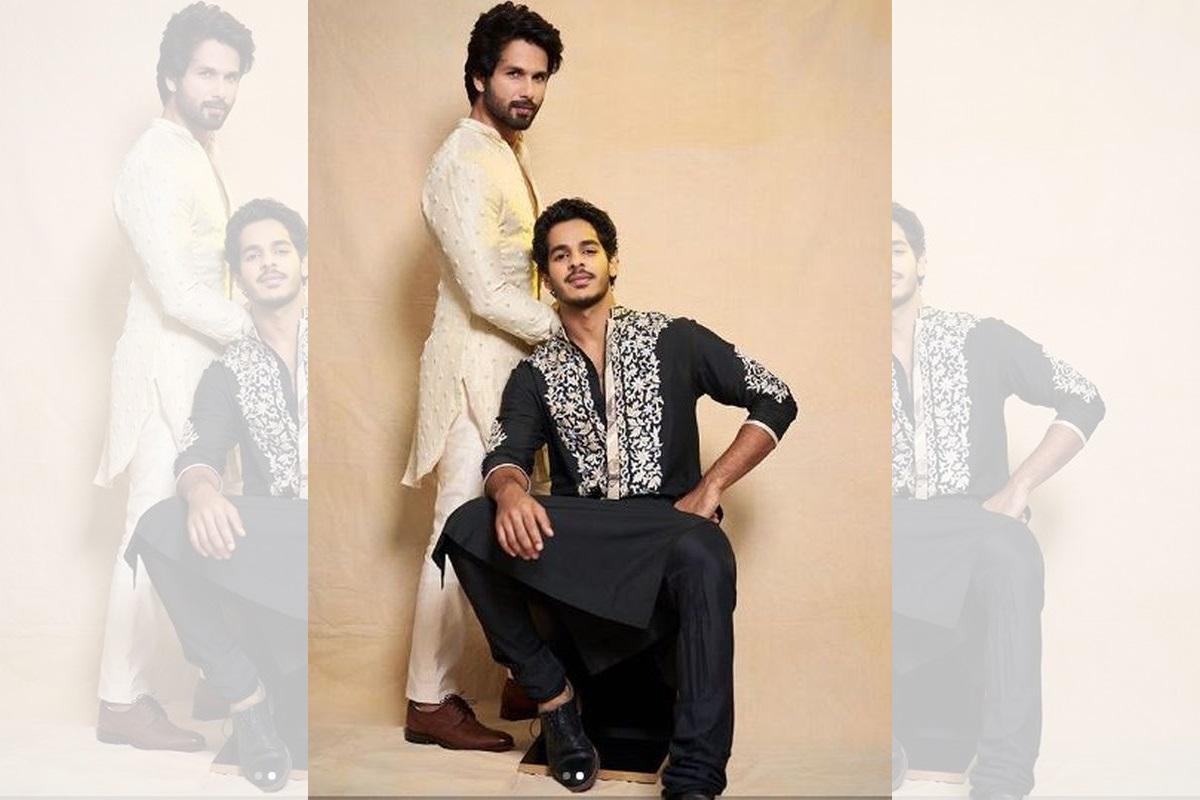 Ishaan Khatter, Shahid Kapoor, Dhadak, Kunal Khemu, Mira Rajput, Ananya Panday, Alia Bhatt, The Suitable Boy
