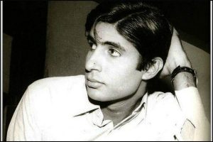Abhishek celebrates as Amitabh Bachchan completes 50 years in film industry