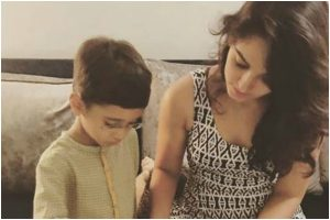 Ira Khan has an adorable birthday wish for 'baby-brother' Azad