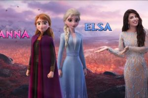 Priyanka Chopra inspires girls with new Frozen 2 promo