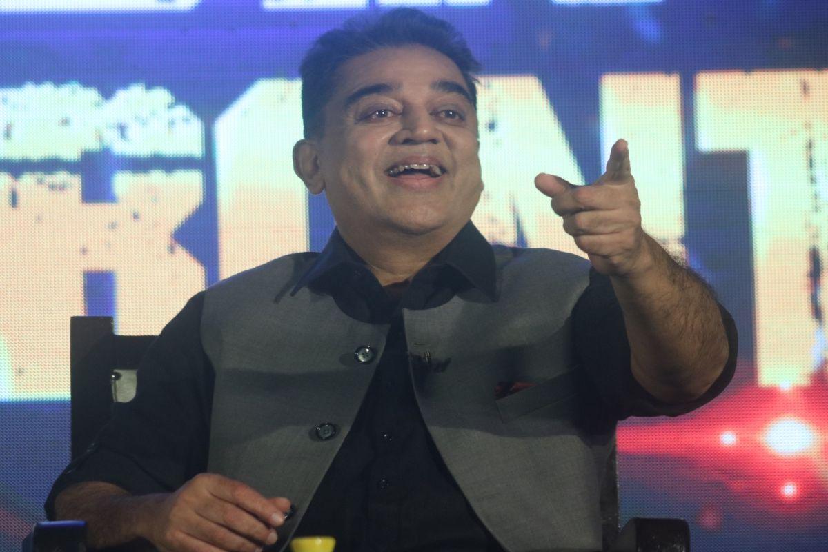 Kamal Haasan, Indian 2, Makkal Needhi Maiam, Indian