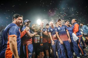Maratha Arabians beat Deccan Gladiators to clinch maiden T10 title