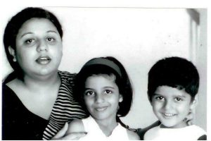Farhan Akhtar shares throwback childhood pic with Zoya Akhtar and mother Honey Irani