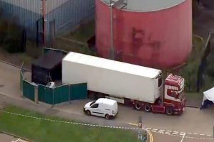 Essex Lorry murders: All 39 Passengers in truck were Vietnamese says Police