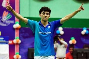 Lakshya Sen clinches Scottish Open title