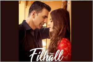 First look poster of 'Filhall' featuring Akshay Kumar, Nupur Sanon out!