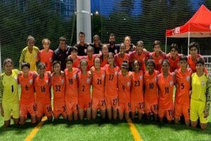 FIFA happy post inspection in Guwahati for U-17 Women's World Cup