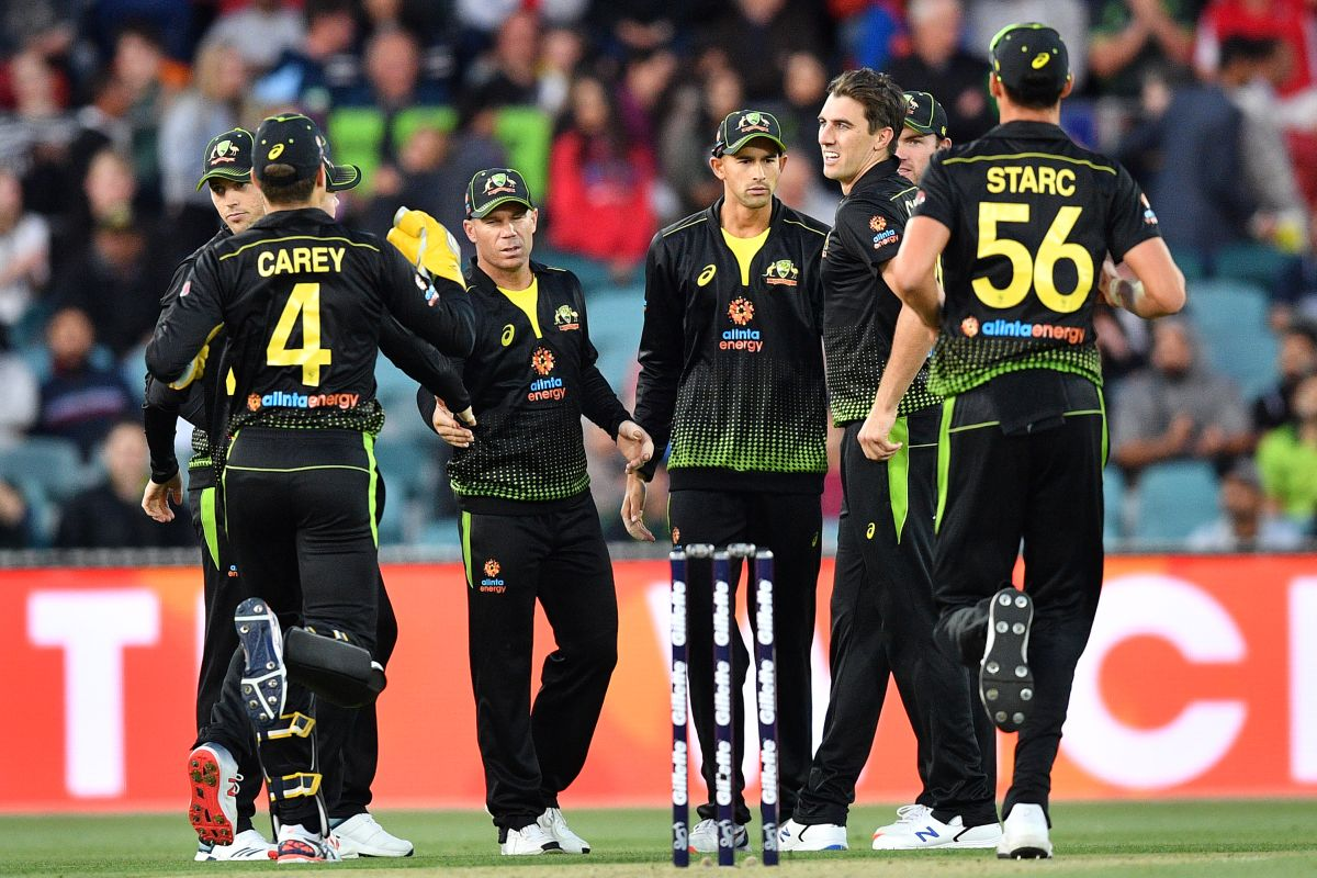 Australia vs Pakistan 3rd T20I, Aaron Finch, Mitchell Starc,