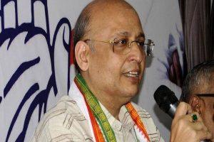 Appears that fakeness of full NCP joining BJP is true: Abhishek Singhvi on Maharashtra coup