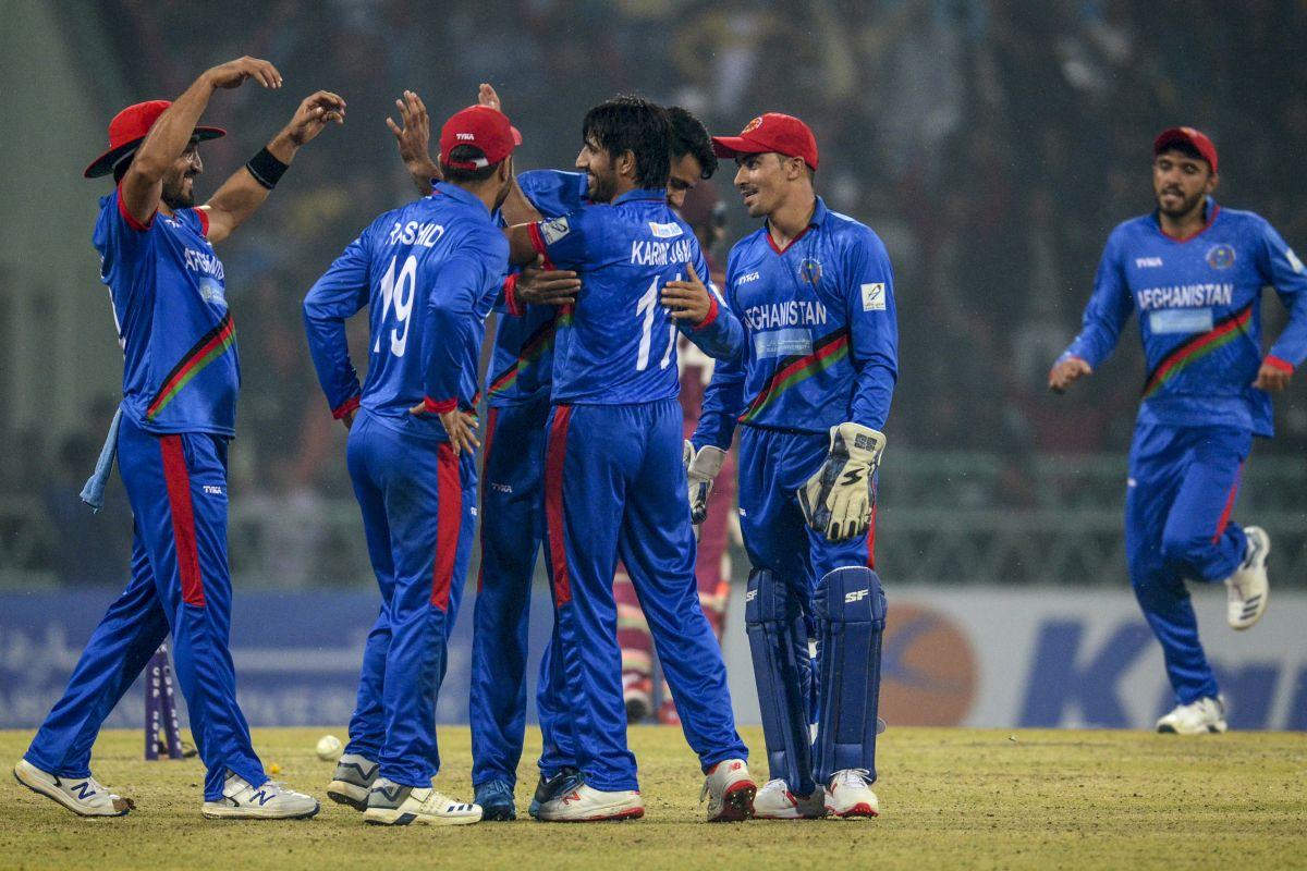 Afghanistan, West Indies, Rahmanullah Gurbaz, Rashid Khan,