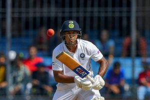 Mayank Agarwal on verge of reaching historic feat in Pink-ball Test