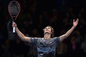 ATP Finals 2019: Alexander Zverev beats Daniil Medvedev to reach semis