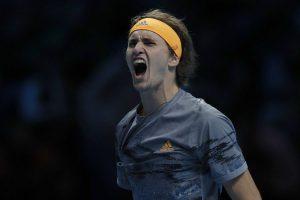 ATP Finals 2019: Alexander Zverev upsets Rafael Nadal in straight sets