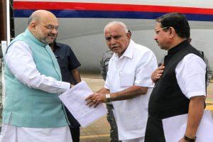 Amit Shah 'supervised' Karnataka MLAs revolt, says CM Yediyurappa in leaked audio clip