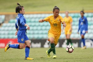 Australia women's football team to get pay parity with men