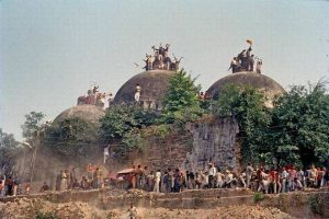 Placing of idols inside Babri Mosque in 1949 led to Ayodhya litigation: SC