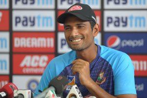 'I am a huge MS Dhoni fan,' admits Mahmudullah