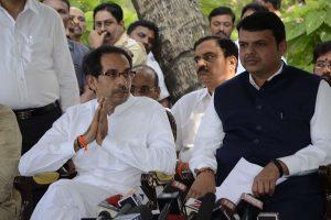 Maharashtra deadlock: Shiv Sena claims support of 170 MLAs as Fadnavis heads to Delhi