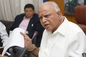 After clip on Karnataka revolt, disqualified MLA claims Yediyurappa gave him Rs 1000 cr
