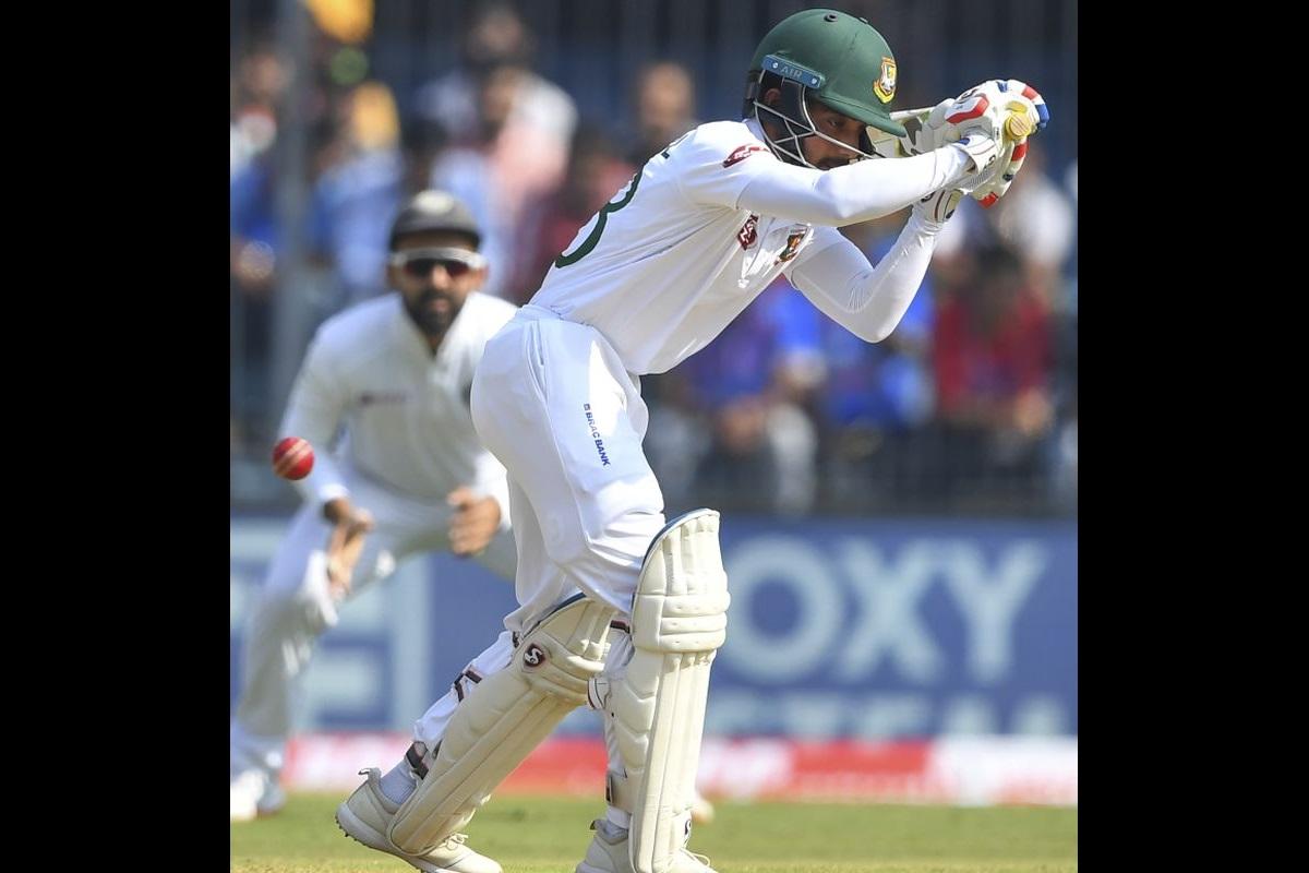 India, Bangladesh, Mushfiqur Rahim, Mominul Haque,