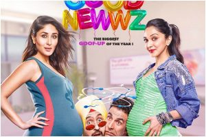 Good Newwz first look posters out