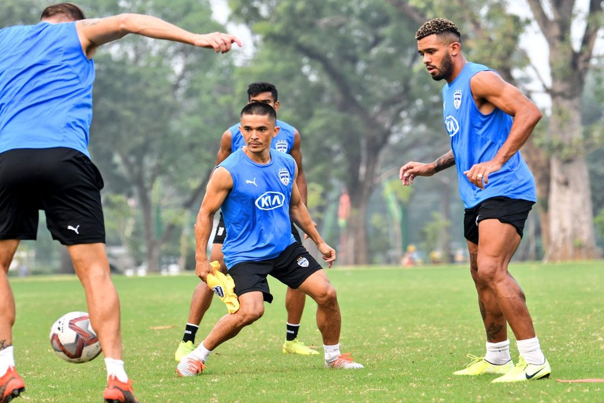 Bengaluru FC will host bottom-placed Chennaiyin FC in the Indian Super League