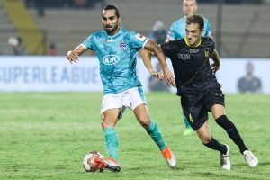 ISL 2019-20: Late Robin strike helps Hyderabad hold Bengaluru FC 1-1