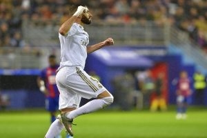 Karim Benzema becomes sixth highest La Liga scorer for Real Madrid