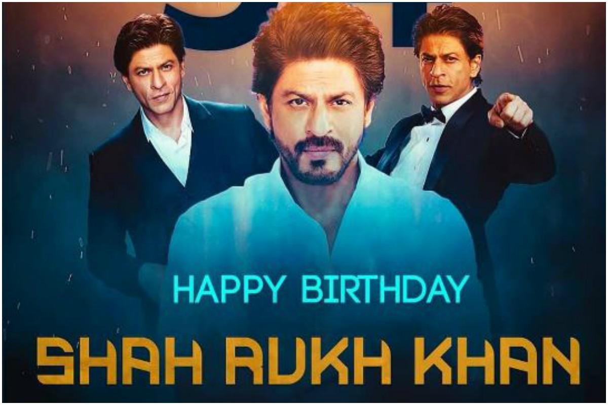 SRK, King Khan, King of Romance, Shah Rukh Khan, birthday, Main Hoon Na, Jab Tak Hai Jaan, Rab Ne Bana Di Jodi, Don, Devdas, Om Shanti Om,