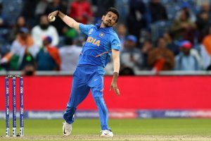 Chahal 4 scalps away from picking 50 T20I wickets