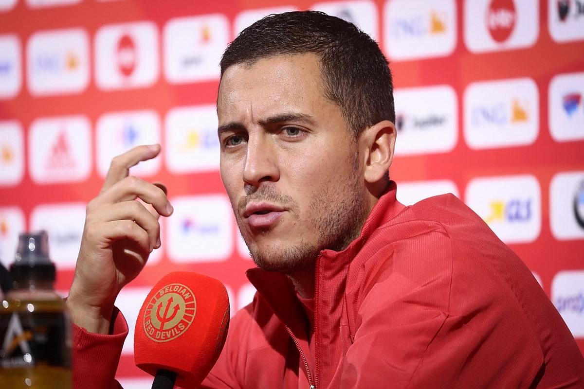 Eden Hazard predicts result of Man City-Chelsea encounter