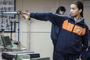 Chinki Yadav 11th Indian shooter to qualify for Tokyo Olympics