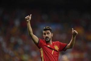 David Villa to retire from football at end of the season