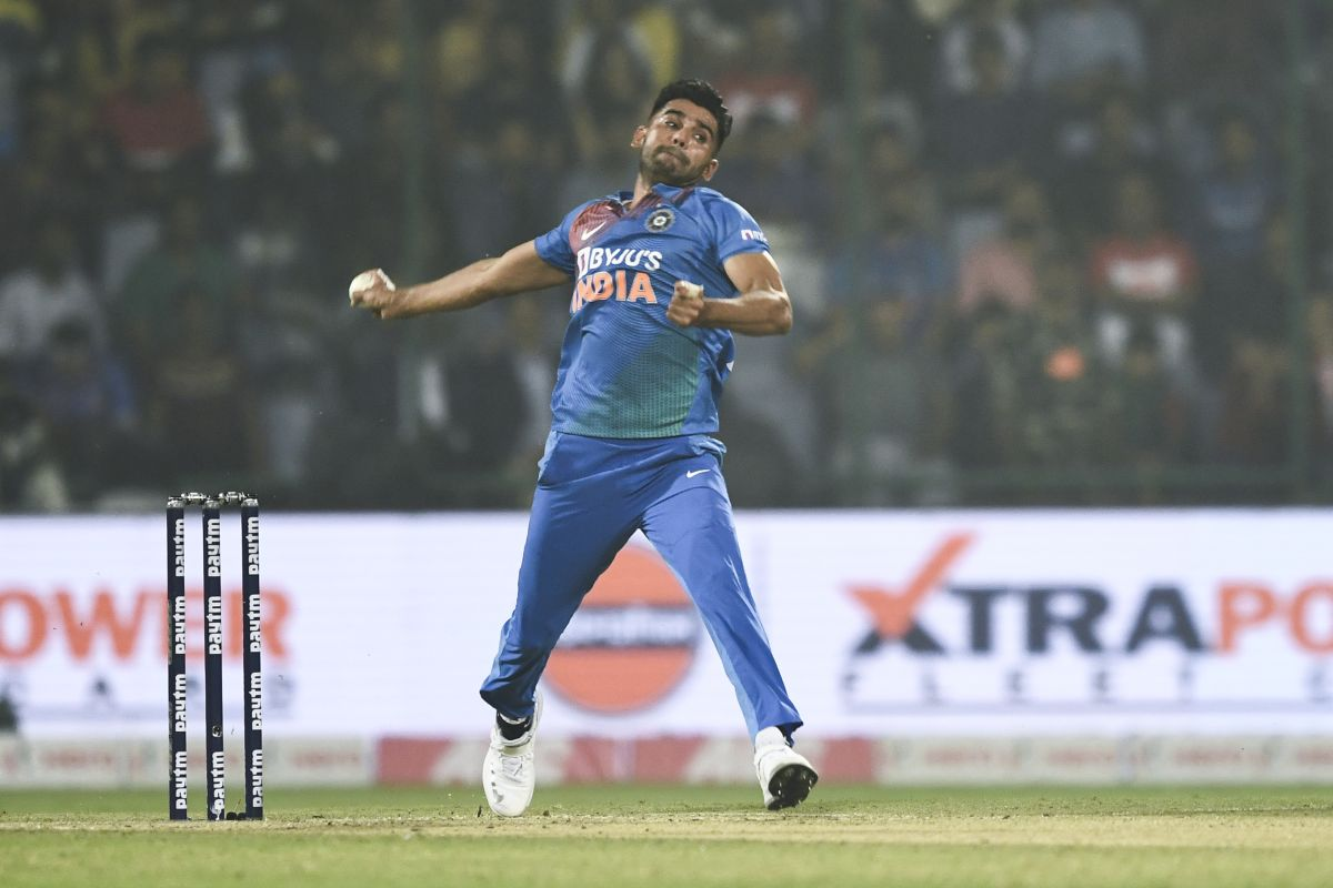 Deepak Chahar moves 88 slots in latest T20I rankings after hat-trick show