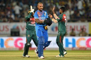 Dhawan fails again but Delhi beat Jharkhand by 9 runs in Mushtaq Ali T20