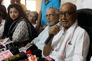 Under garb of President's Rule, BJP may indulge in horse-trading in Maharashtra: Digvijaya Singh