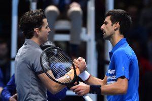 ATP Finals 2019: Dominic Thiem pips Novak Djokovic to enter semifinals